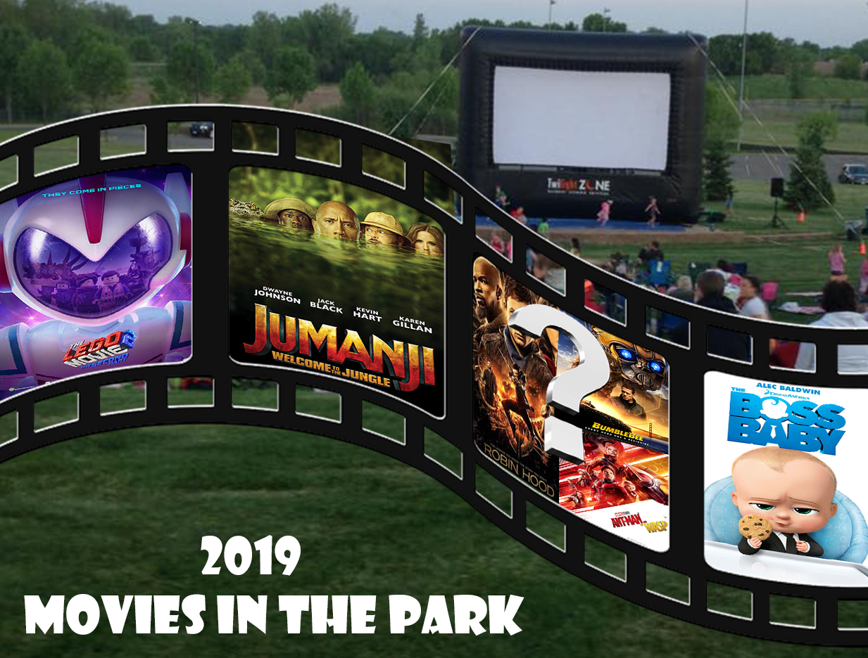Movies in the park -2019