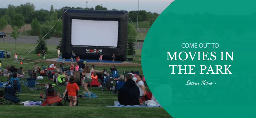 Slideshow - Movies in the Park 2