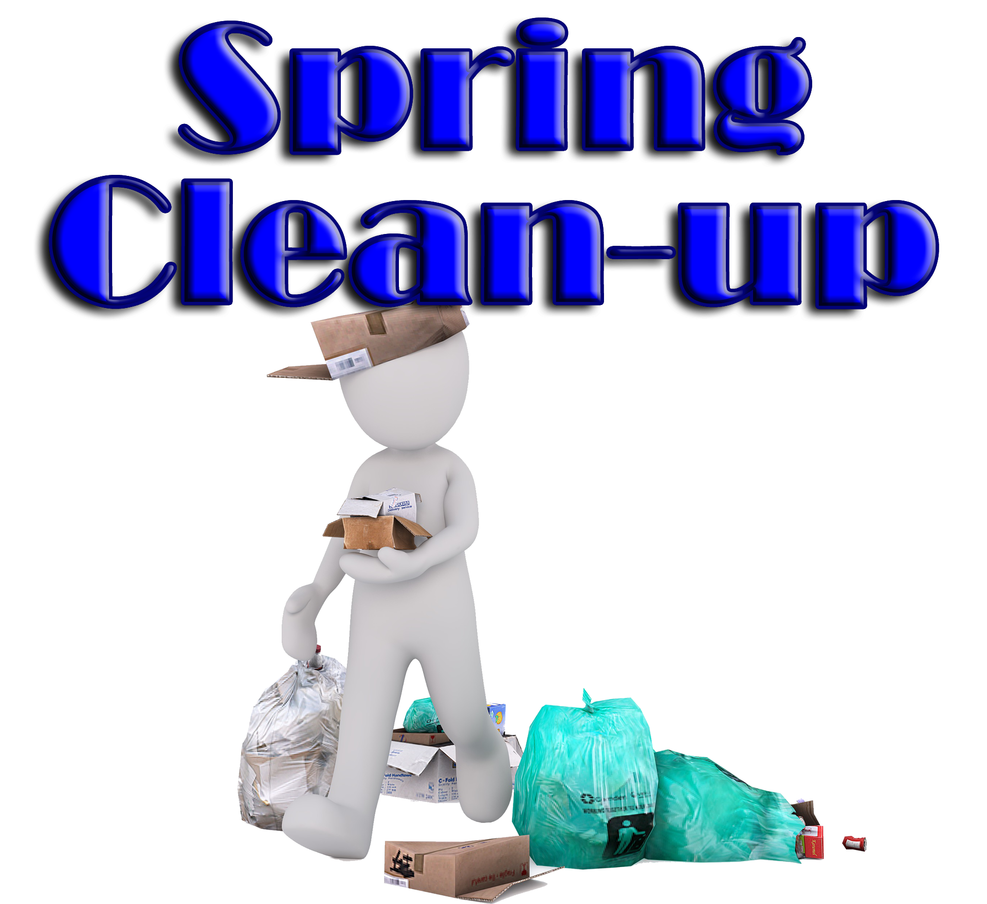spring clean up day